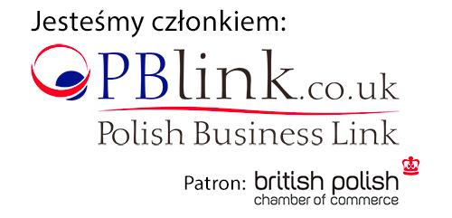 Polish Business Link - Portal przedsiębiorczych Polaków w UK - logo