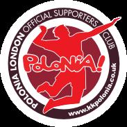 Klub Kibica Polonia London  - logo
