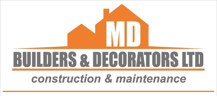 MD Builders & Decorators Ltd - logo